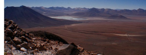 desde el toco, region de atacama, la vista del altiplano!