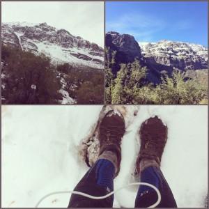 climbing tour en invierno